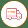 Free Pickup & Shipping