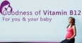 Benefits of Vitamin B12 During Pregnancy