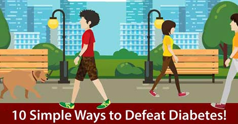 best tips to fight diabetes