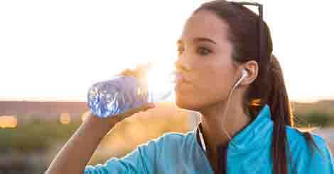 Benefits Of Drinking Water In Summer